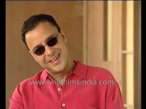 """Vidhu Vinod Chopra- """"Sunil Dutt has brought an element of honesty to the film Munnabhai M.B.B.S"""""""