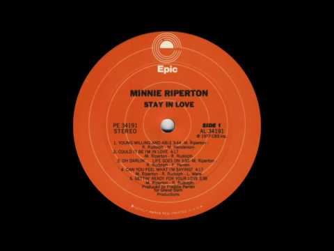 Minnie Riperton - Can You Feel What I'm Saying? (Epic Records 1977)