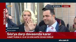 Ahmet Kural'a 16 ay 20 gün hapis cezası... (Sıla Gençoğlu'nun açıklaması) Video