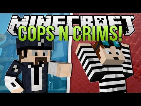 DEFUSE THE BOMB   Minecraft: Cops N Crims Minigame!