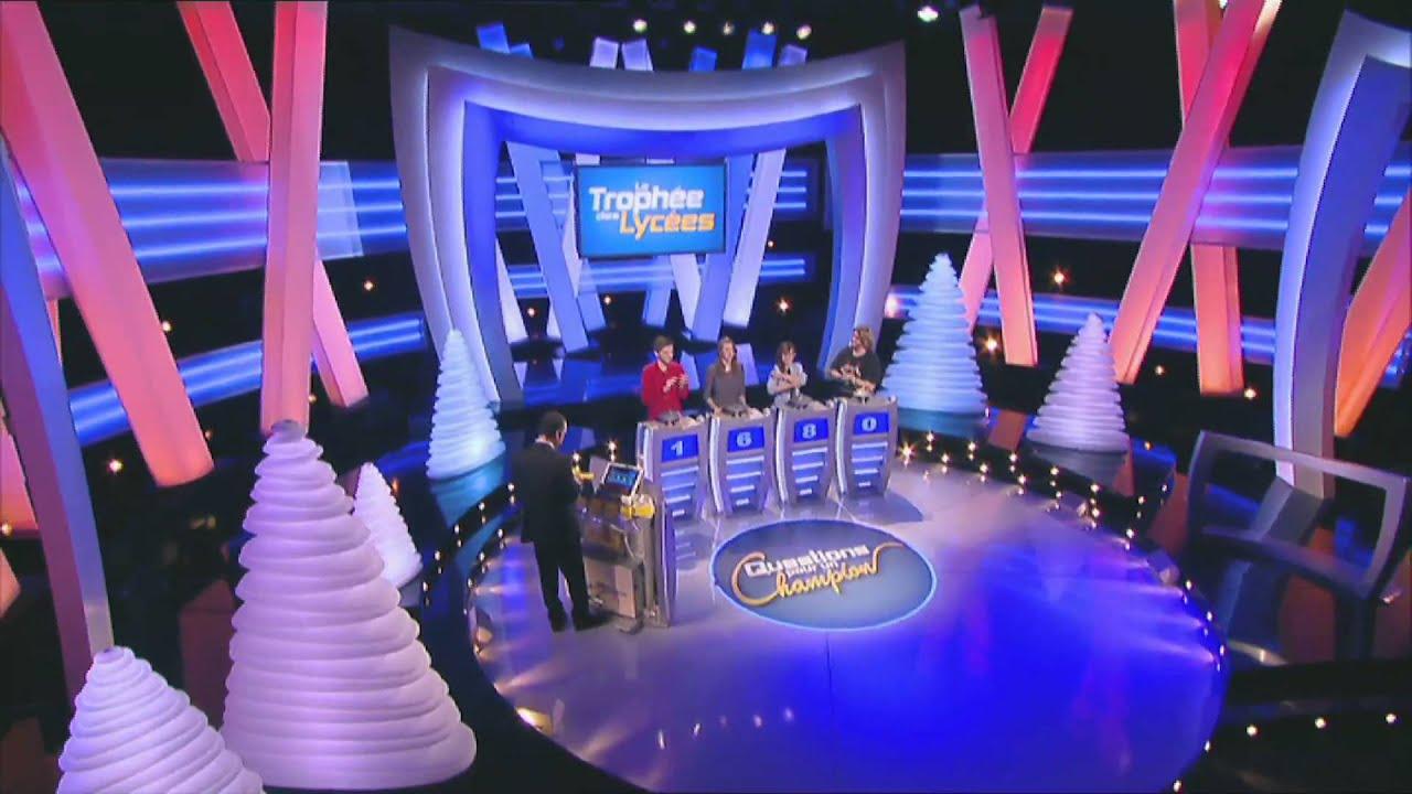 Questions Pour Un Champion Neuf Points Gagnants 01012015 Youtube