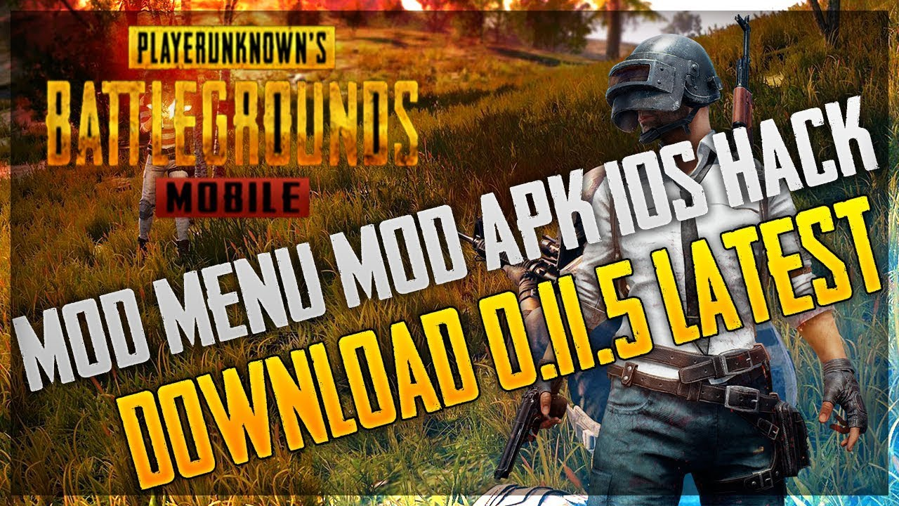 PUBG MOBILE MOD MENU/MOD APK HACK ANDROID/IOS DOWNLOAD 0.11.5 LATEST  #Smartphone #Android