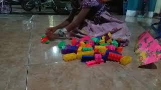 Cara membuat bus dari lego HAnLO