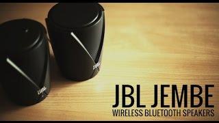 jBL JEMBE speaker system