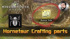 Hornetaur Shell & Wing Location | Monster Hunter World