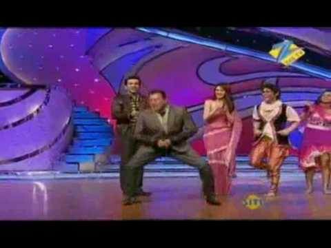 Lux Dance India Dance Season 2 Feb. 05 '10 Kunwar & Shakti