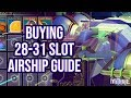 No Man's Sky Buying 28-31 Slot Airship Guide