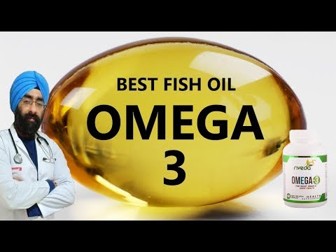 OMEGA 3 FISH OIL - Best Supplement - Benefit, Side Effects & Uses | Dr.Education (Hindi + Eng