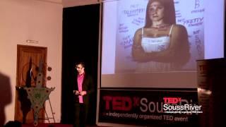 Soyez Remarquable: Faysal Hafidi at TEDxSoussRiver
