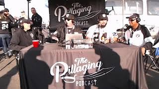 Dan Miller Talks Son Kolton Miller and His Future w/ the Raiders