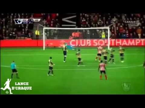 Cuco Martina Goal ~ Southampton vs Arsenal