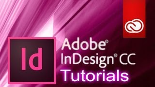InDesign CC - Tutorial for Beginners