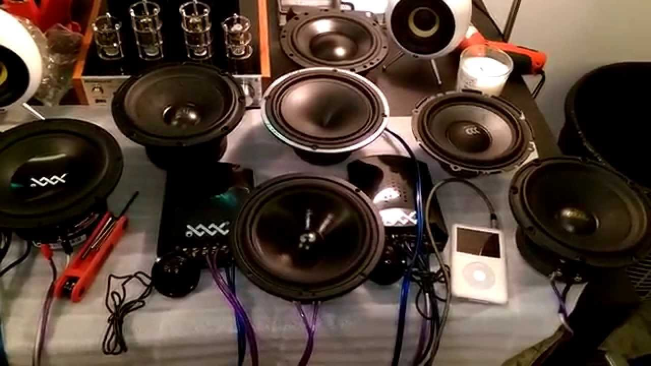 The Best High End Car Speakers Mk2 Nobsound Ms 10d Mkii Youtube