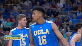 NCAA Men's Volleyball Championship UCLA vs. LBSU  (May 5, 2018 at Pauley Pavilion, Los Angels)