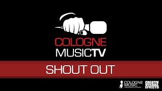 Mikroschrei Shout Out 4 Cologne-Music de