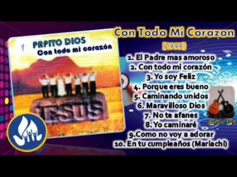 Con Todo mi Corazon - ALBUM COMPLETO - Comado Gaf (Comunidad Cristiana de Fe) AnD