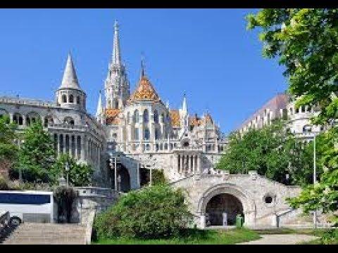 Fisherman's Bastion - Budapest Hungary