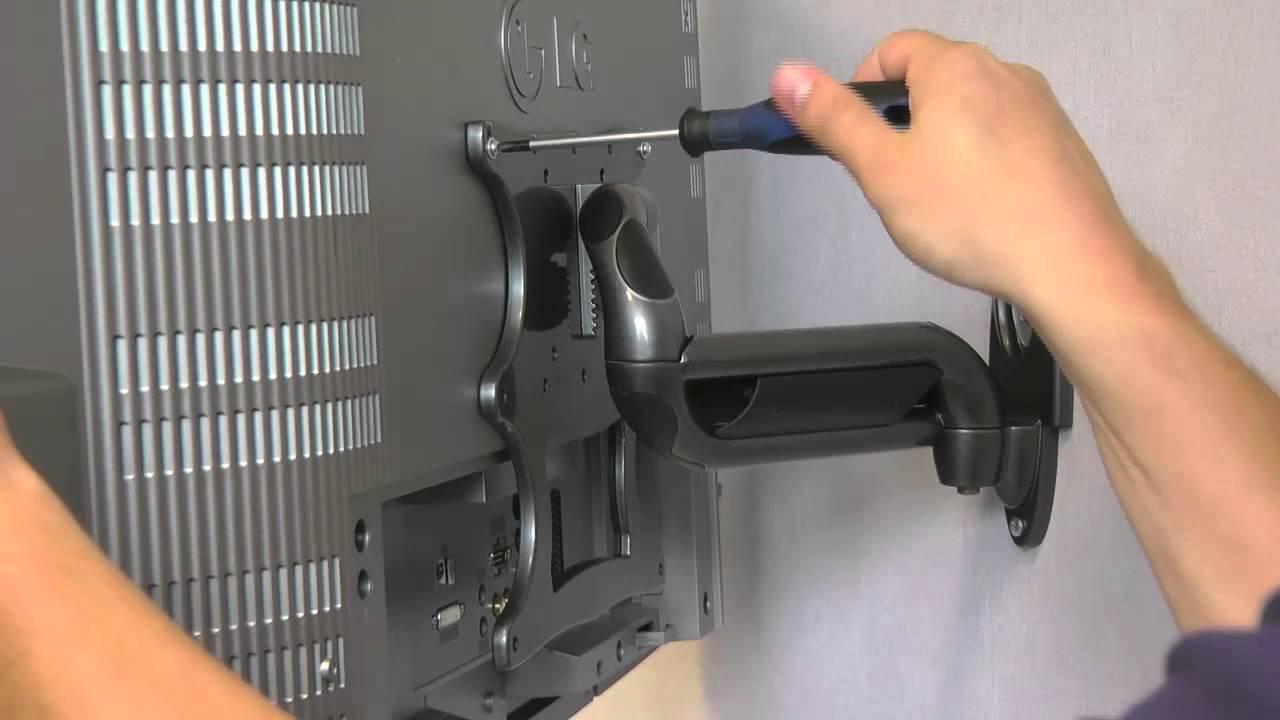 Appendere Tv Muro one for all -- sv4620 staffa a parete, video guida per installazione