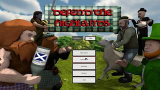 CenterVillain Plays: Defend the Highlands - Gameplay # 1