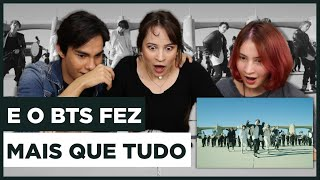 BTS (방탄소년단) 'ON' Kinetic Manifesto Film : Come Prima (Reaction) | Três De Outubro