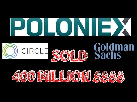 POLONIEX : BIGGEST CRYPTO EXCHANGE SOLD FOR 400 MILLION DOLLARS