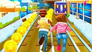 Subway Rush Runner #35   Android Gameplay   Friction Games