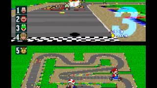 Super Mario Kart - Speedrun #1 - User video