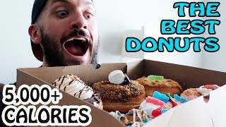 Epic Cheat Day | The worlds best donuts | Ep. 22