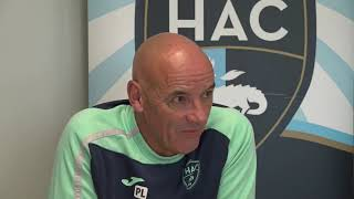 Avant Lens - HAC, interview de Paul Le Guen