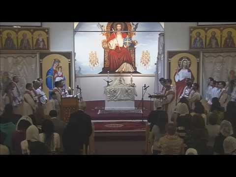 StMarkDC - Feast of Resurrection Liturgy 2013