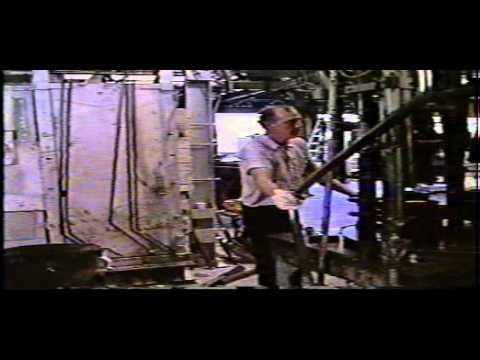 Fenton Glass, the Factory Tour 1992