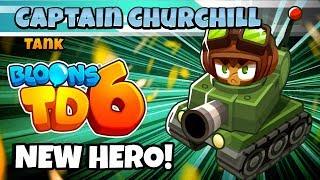 How good is captain churchill hero on chimps mode