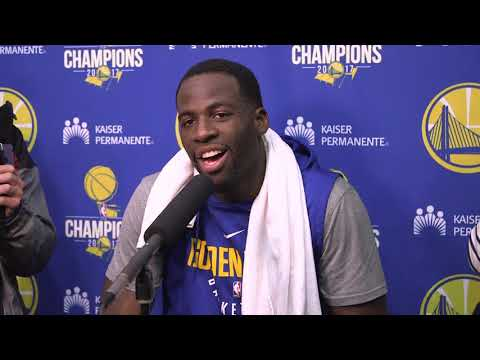 Draymond Green reacts to Dave Chapelle name dropping him in comedy special