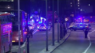 Terror struck at the heart of London on Saturday night as attackers killed seven people in a series of vehicle and knife attacks before police shot them dead.