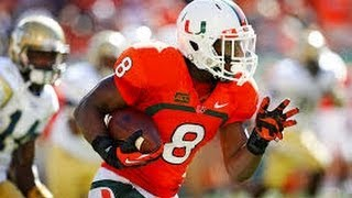 Duke Johnson Highlights ||