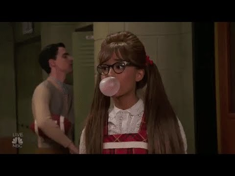 Ariana Grande as Penny in