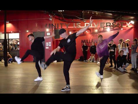 Floris Bosveld - Antisocial By Ed Sheeran & Travis Scott - Kyle Hanagami Choreography