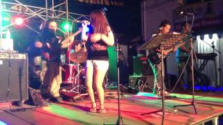 Unfaithful by Rihanna 1/2  (Stand Out Band @ Tanjay City Fiesta)