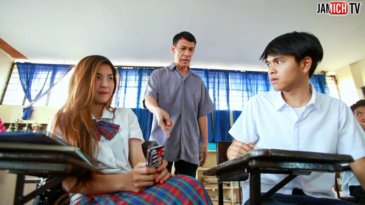 Classmates Love Story - Short Film by JAMICH - YouTube