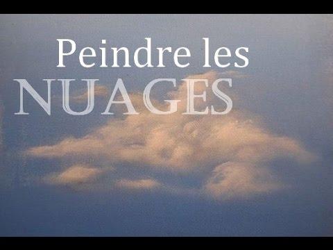 Comment peindre les nuages apprendre l 39 acrylique youtube - Peindre du lambris lasure ...