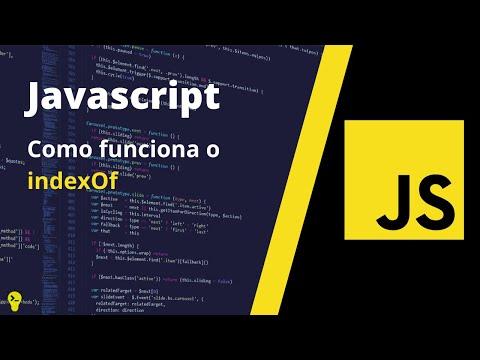Como funciona o indexOf do JavaScript