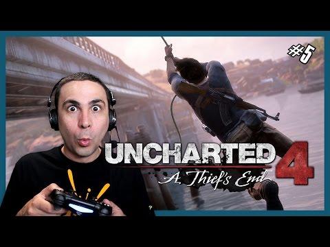 Γίνεται Πολύ Ενδιαφέρον! (Uncharted 4 #5)
