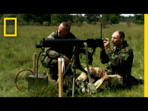 Machine Guns | National Geographic
