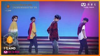 [ENG] [I-LAND/8회] Part.2 첫 번째 테스트_BTS ♬DNA_니키, 제이, 케이, 한빈 200821 EP.8