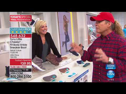 HSN   Tony Little Health and Wellness 30th Anniversary 09.26.2017 - 09 PM