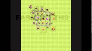Cara Menyusun Formasi Clash Of Clans dari TH 1 - TH 10