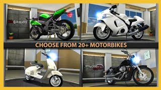 Traffic Rider Android [Mod: Unlimited Money]