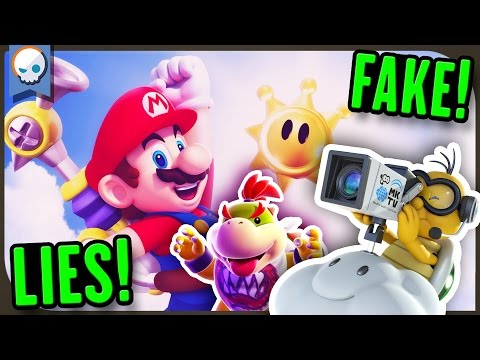 Mario Theory: Sunshine Was Just a TV Show! | Gnoggin