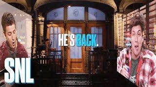 Adam Sandler Returns to SNL