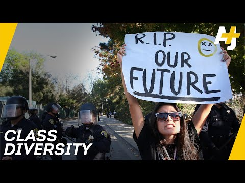 Why Aren't There More Poor Kids At Elite Schools? | AJ+